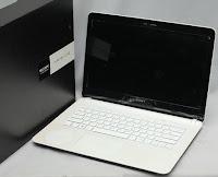 Laptop Bekas Sony Vaio SVF14218SGW