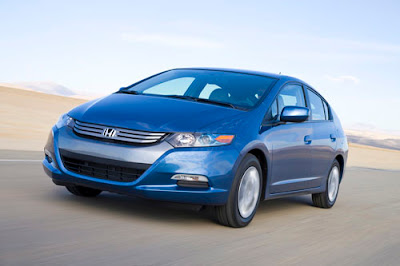 2011 Honda Insight Wallpaper