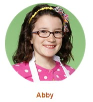 Abby MasterChef Junior Eliminated 2014 USA