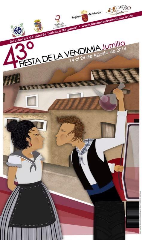 43º Fiesta de la Vendimia de Jumilla