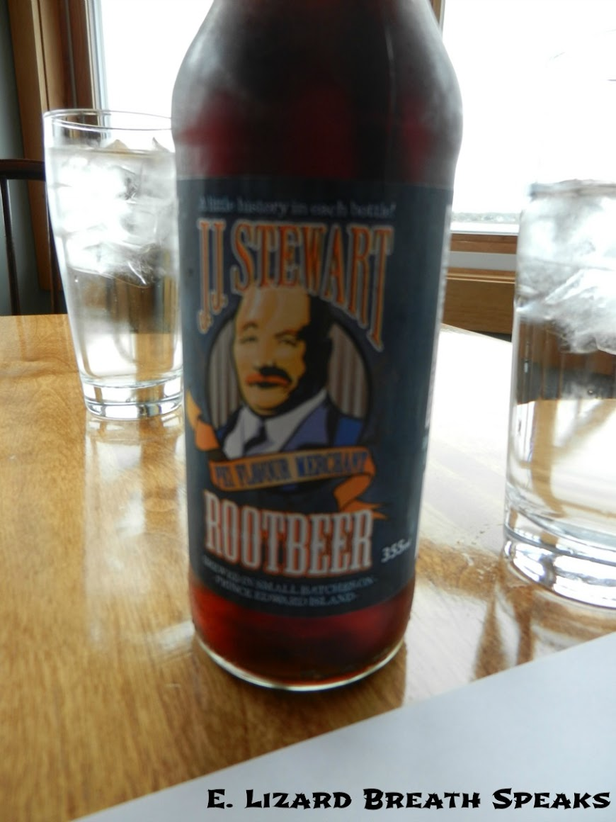 best root beer ever! only in P.E.I. (Canada)