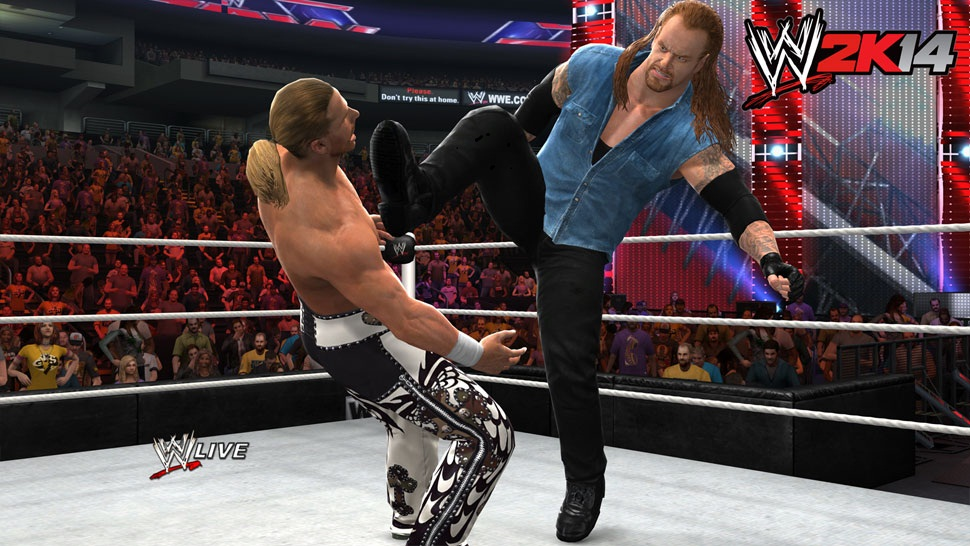 wwe tlc game  free