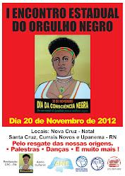 I ENCONTRO ESTADUAL DO ORGULHO NEGRO...