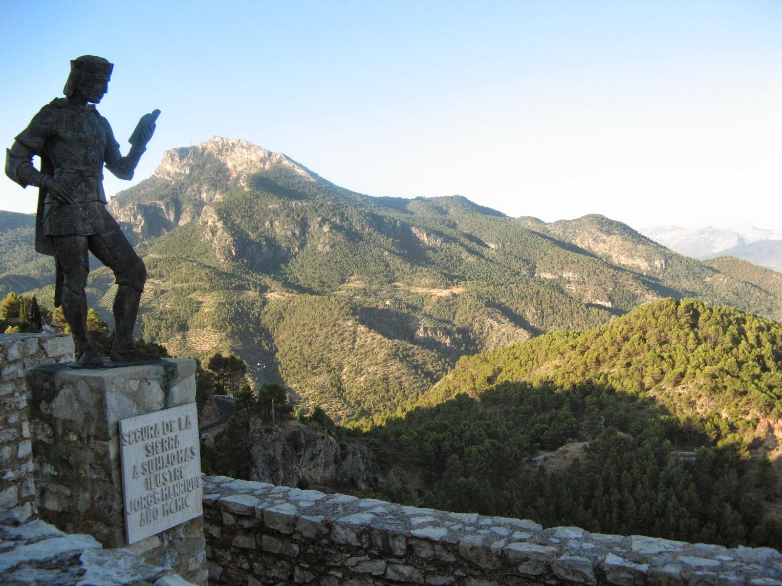Resultado de imagen de SEGURA DE LA SIERRA (JAÉN)