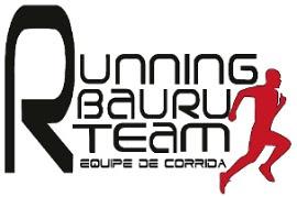 Equipe de corrida em Bauru
