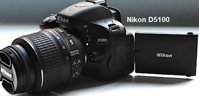 Spesifikasi dan Harga Kamera Nikon D5100 Tahun 2015