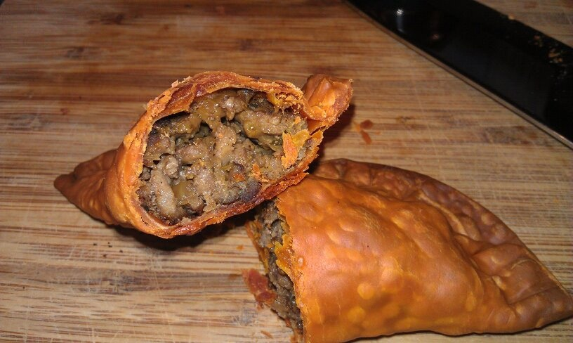 Dan Can Cook, So Can you!: Jamaican Beef Patty Mon
