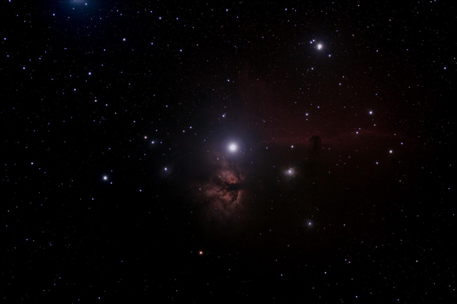 telescope horsehead nebula - photo #19