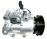 2006-2011 Kia Rio AC Compressor
