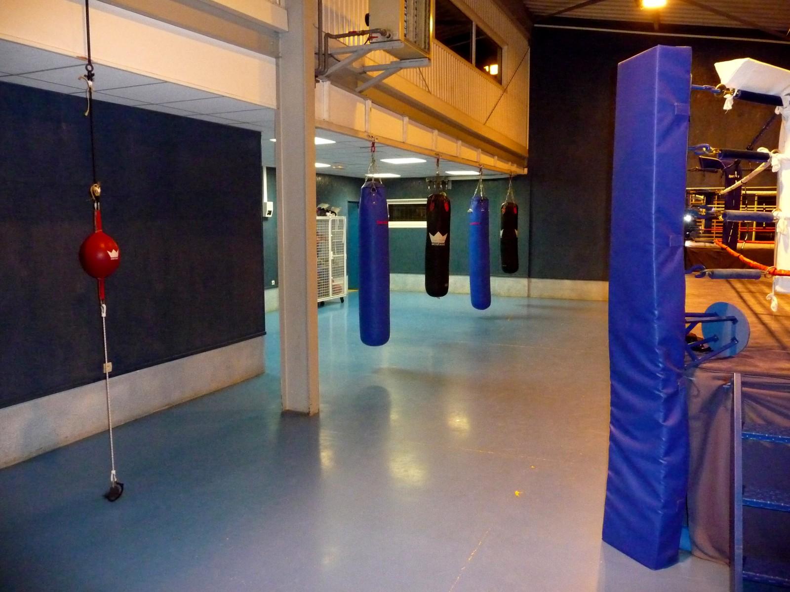 ris boxing la salle