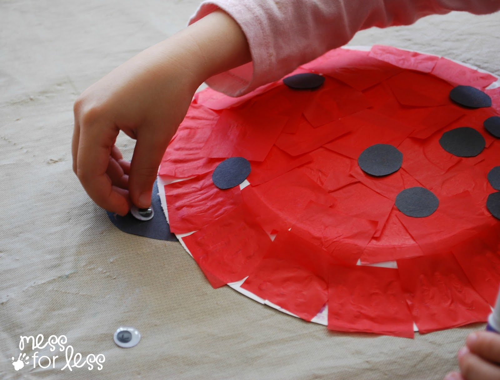 ladybug activity for kids