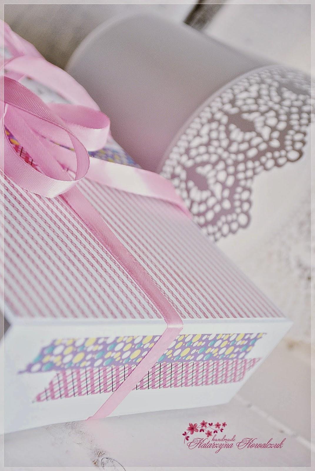 album na pierwsze urodziny dla dziewczynki scrapbooking