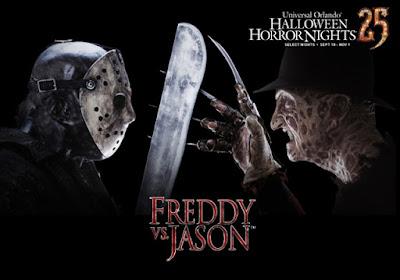 Freddy vs Jason Halloween Horror Nights