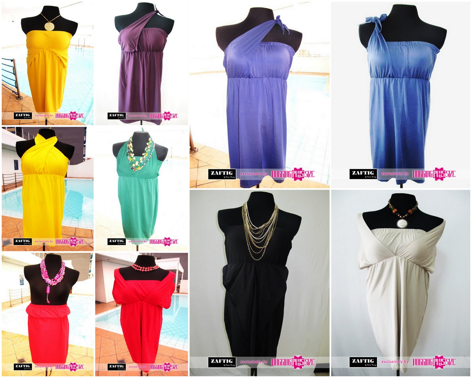 Zaftig Plus Size Dresses 90
