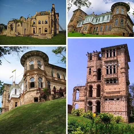 Kellie's Castle, Batu Gajah, Perak