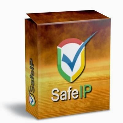 تحميل برنامج تغيير الاي بي مجانا مع الشرح SafeIP