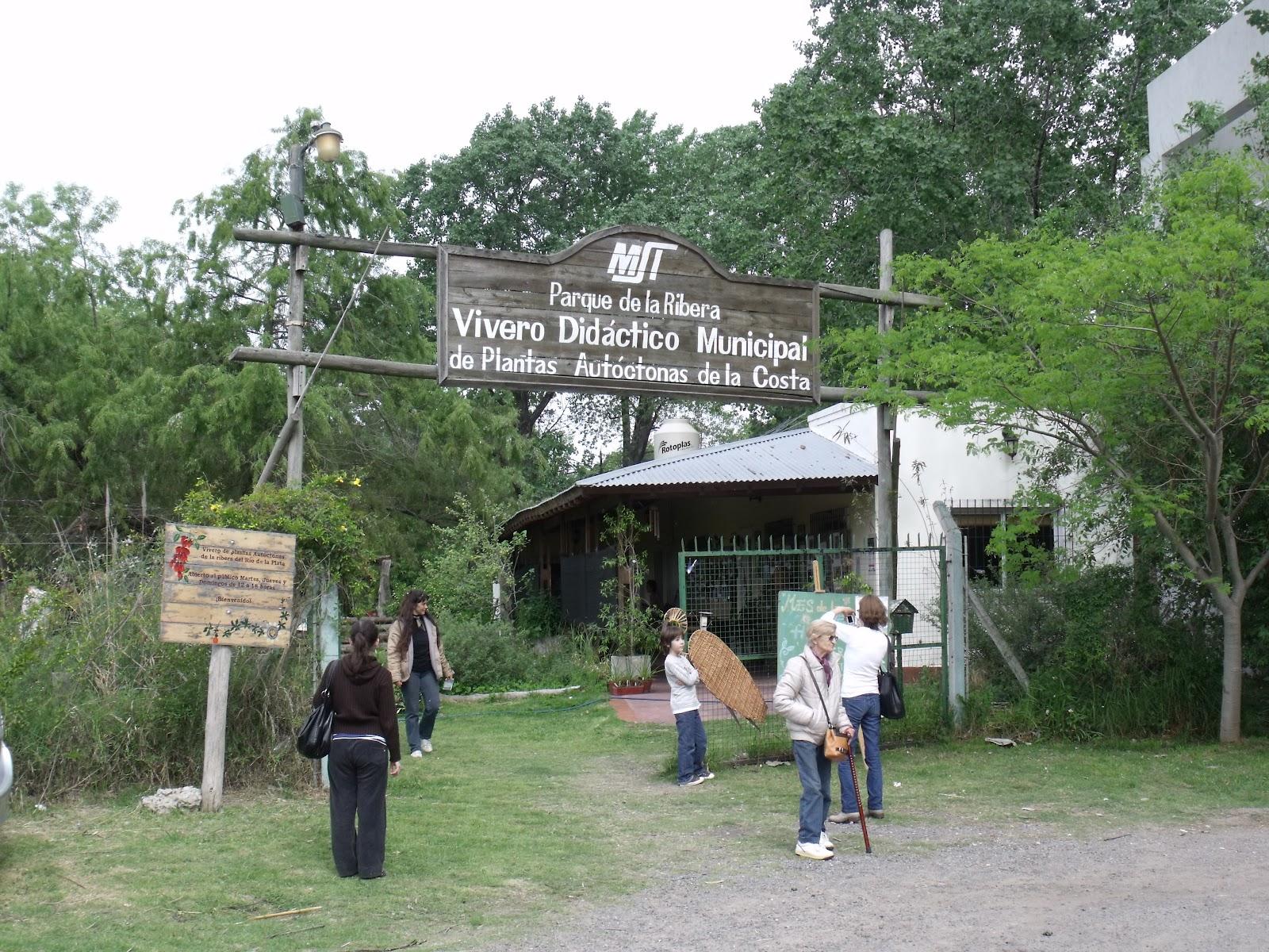 Naturaleza y cultura el vivero de ribera norte for Vivero municipal