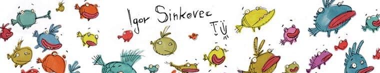 Igor Sinkovec - Illustrator