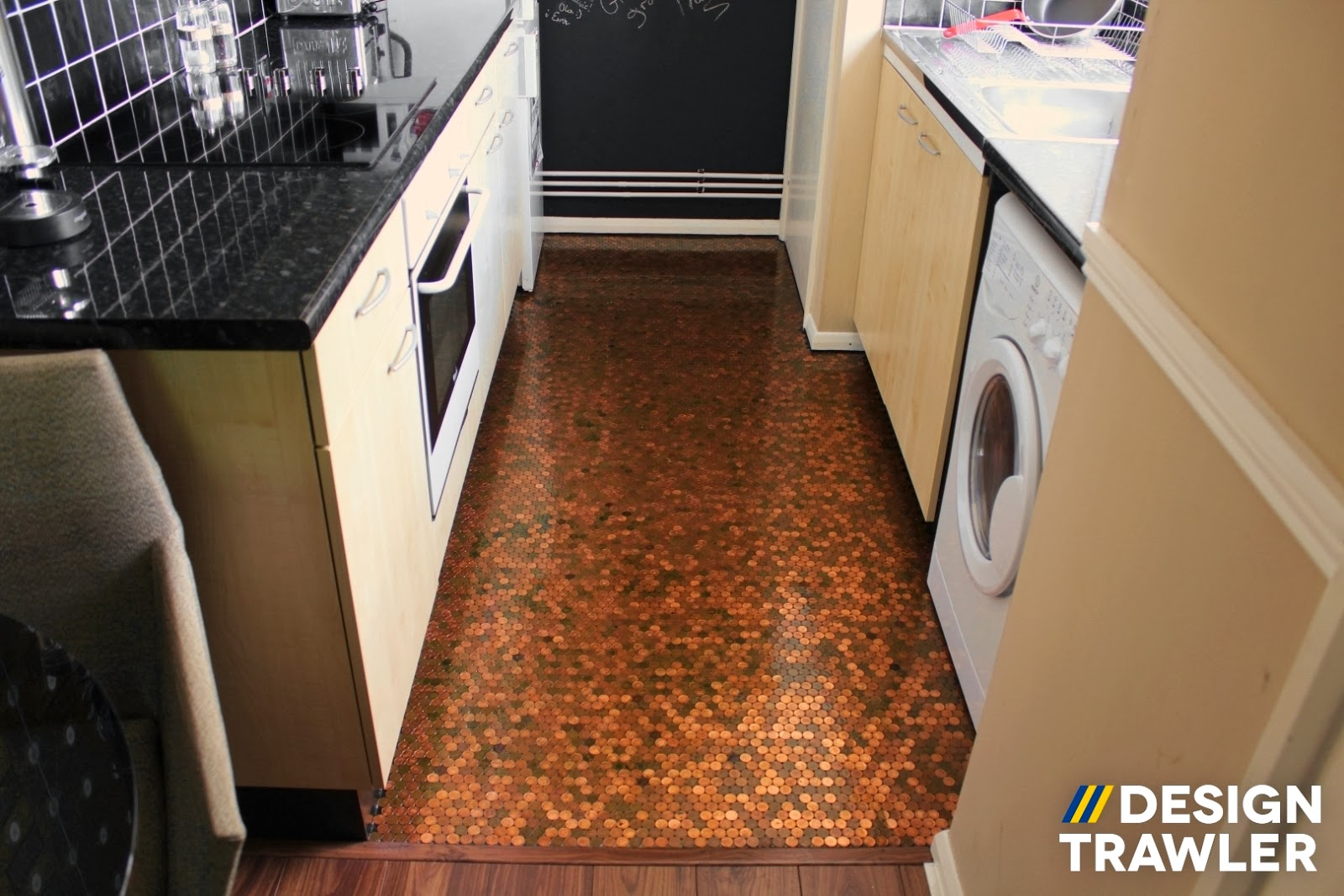 Kitchen Floorings Design Trawler The Penny Floor That Started A Craze