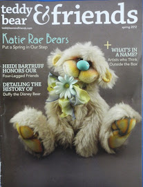 Magazines M. E. Bears Appear In