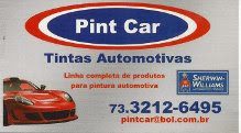 PINT CAR - TINTAS AUTOMOTIVAS