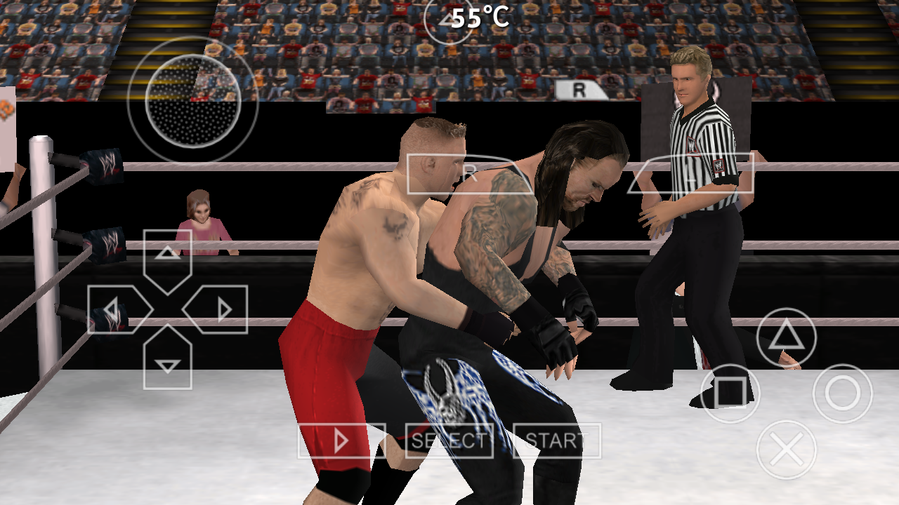 WWE SmackDown vs. Raw PS2 ISO