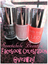 Facebook Celebration Giveaway!