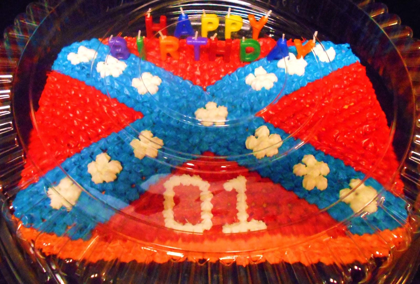 Homespun Fun On Ridgewood Save Cash Ola On Birthdays Make The Cake