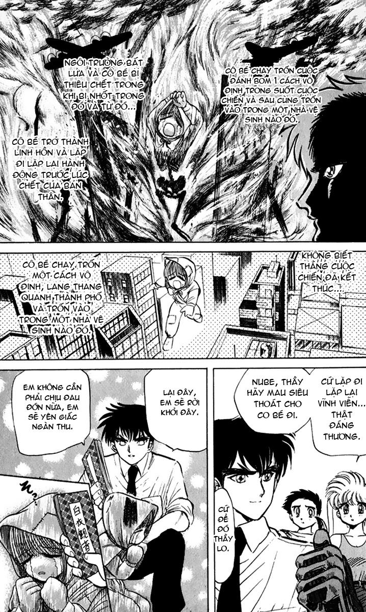 Jigoku Sensei Nube - Người Thầy Dũng Cảm
