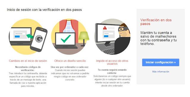 Respaldar el acceso a tu blog con una contraseña robusta y así mismo la seguridad de tu información