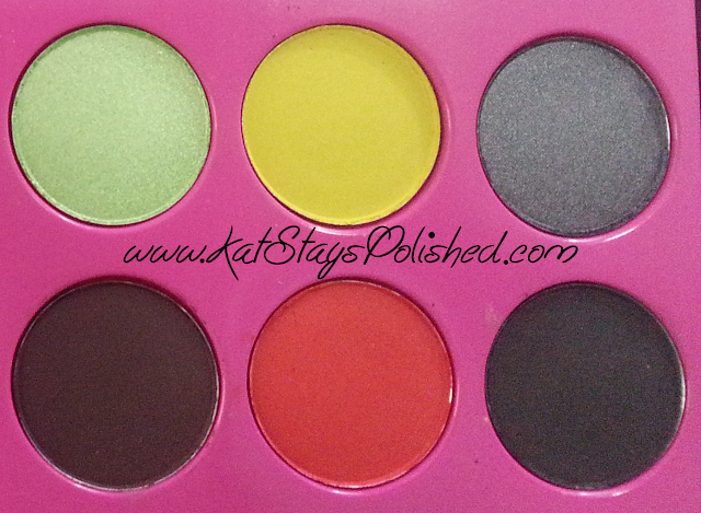 Crown Brush Cosmo Collection Eye Shadow Palette