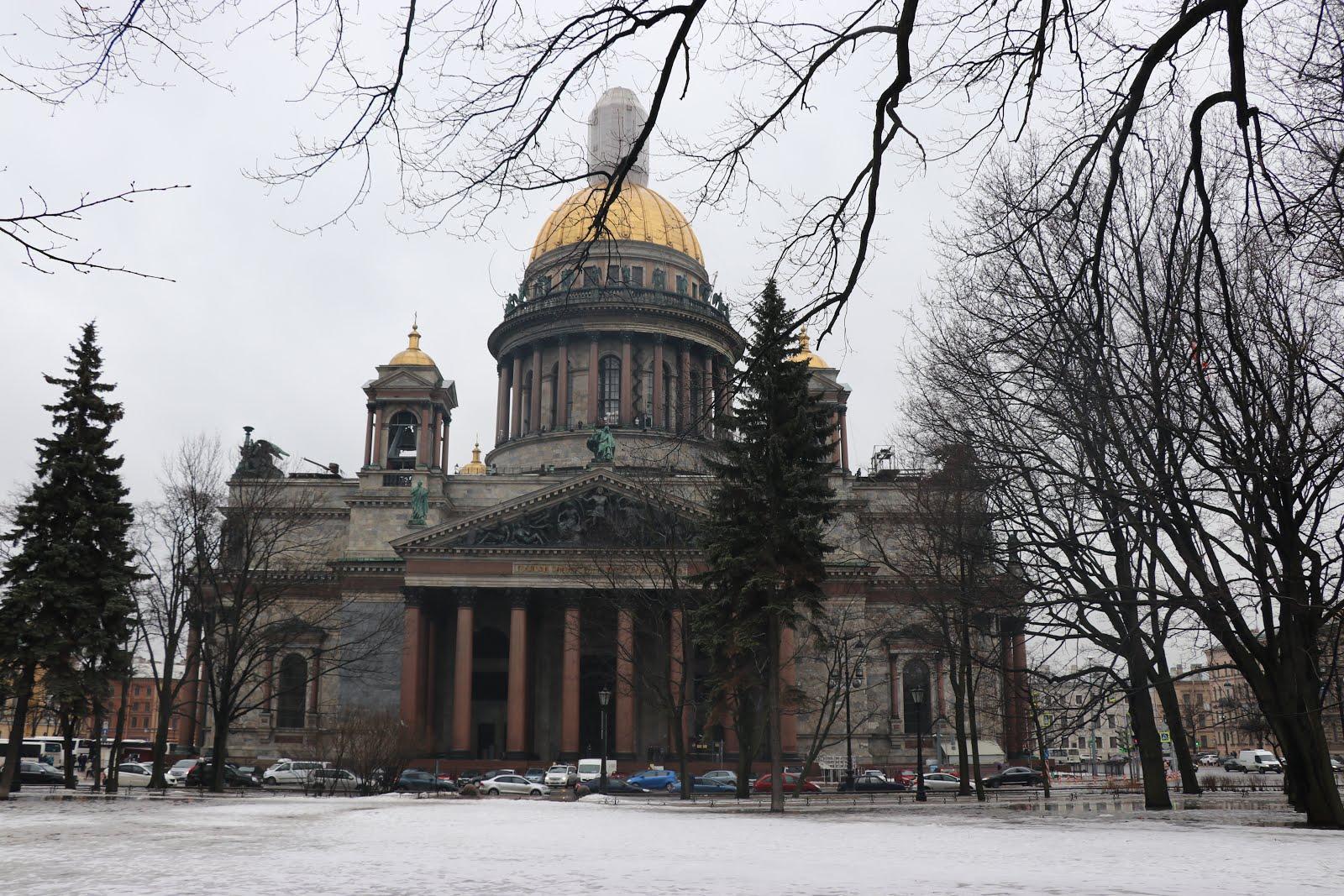 Sint Petersburg 2018
