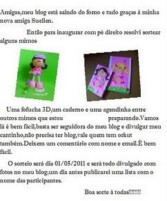 Sorteio 01/05/2011
