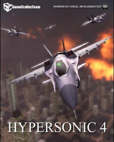 Free Download Game Hypersonic [Full Version] - Download Game PC Gratis