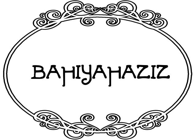 bahiyahaziz