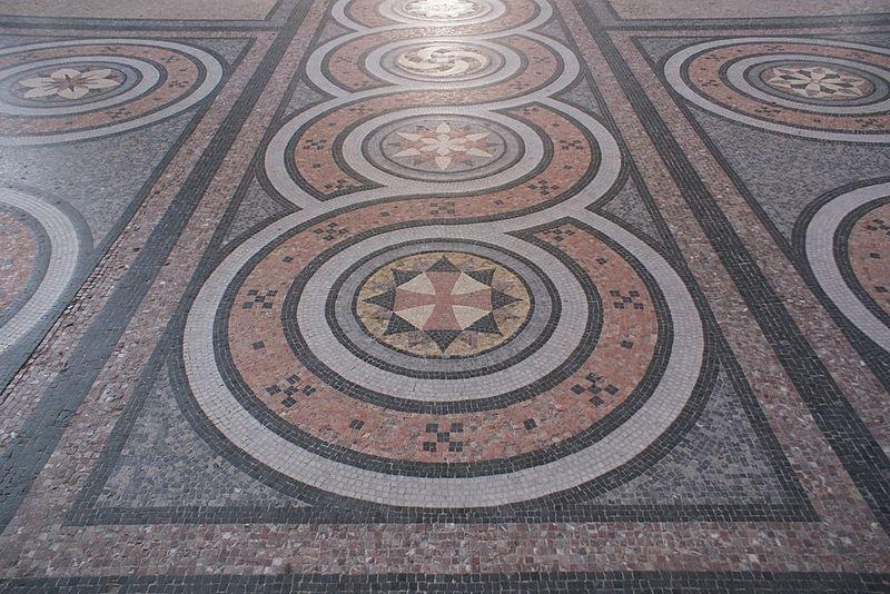 Resultado de imagen de Church of St. Michael and Peter Antwerp floor