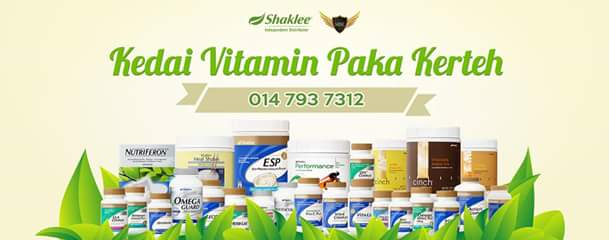 Kedai Vitamin Paka Kerteh