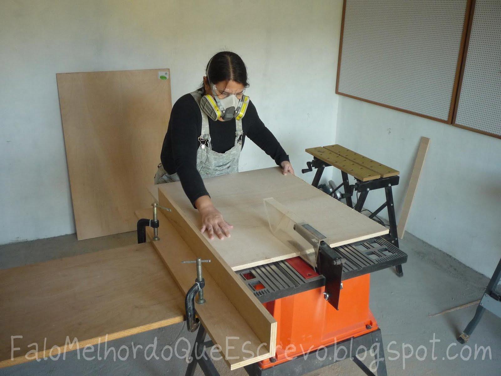 Fazendo uma serra de bancada com uma serra circular manual #B94712 1600x1200
