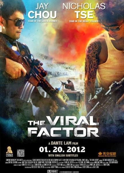 Tehlike Faktörü (2012)-The Viral Factor|1080p-720p Hd izle
