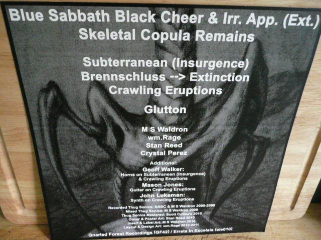 Blue Sabbath Black Cheer - Eva
