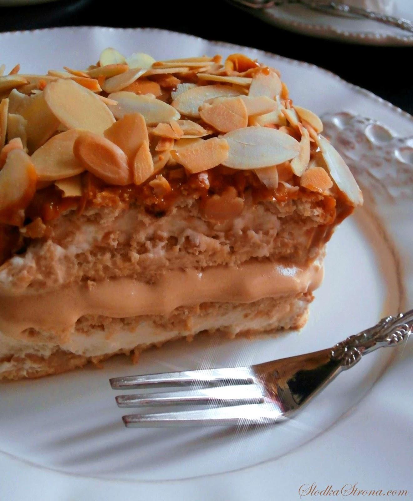 ciasto krowka przepis