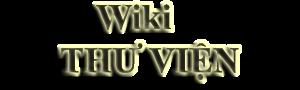 Wiki Thư Viện