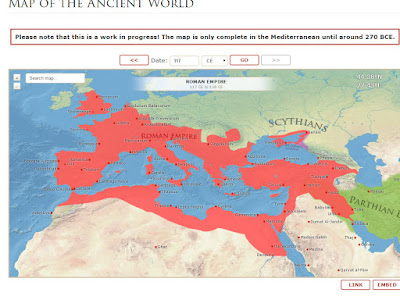 Map of the Ancient World\
