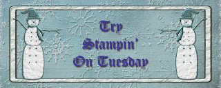 Try Stampin' On Tuesday