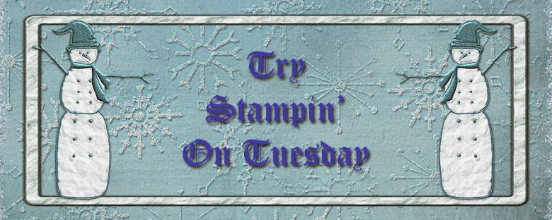 Try Stamping on Tuesday