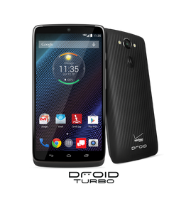 Smartphone Android Terbaru Motorola Droid Turbo melawan Iphone 6