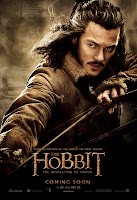 The Hobbit: The Desolation of Smaug - Bard the Bowman Character Poster Luke Evans