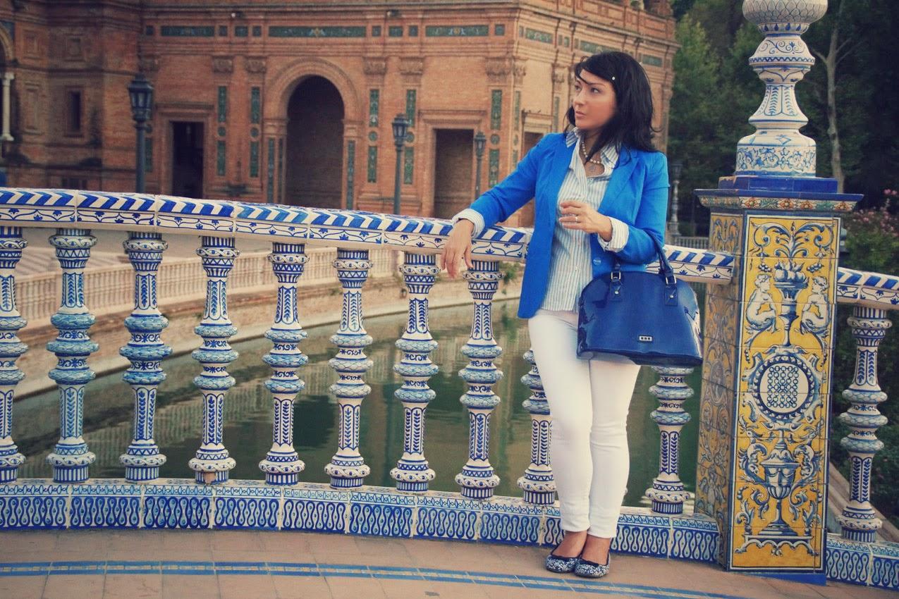 Sevilla+Plaza+de+España