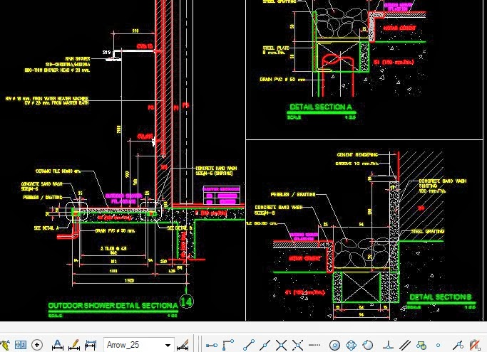autocad 2007 how to set drawing scale