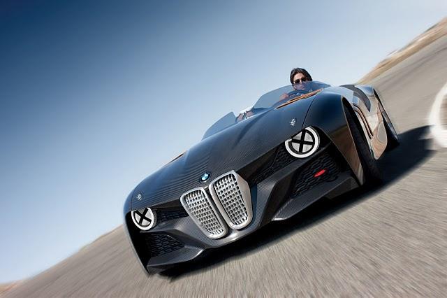 Concept BMW 328 Hommage